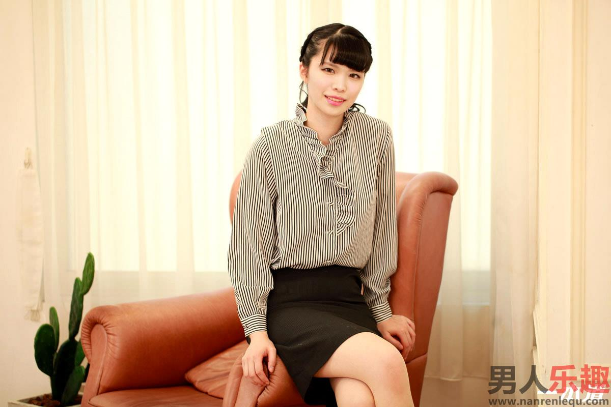 1pondo Marika Izumi 泉麻里香 040219_829 オジサン大好きド助平OL 第4张