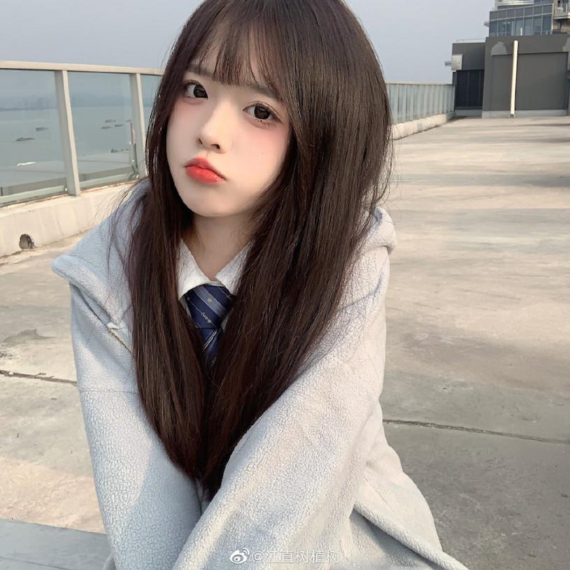 江直树(江江)萌系制服萝莉小巧童颜超可爱
