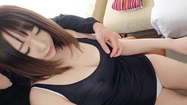 FONE-134 青山爱脸蛋萝莉却有著176公分模特儿体型的大奶妹