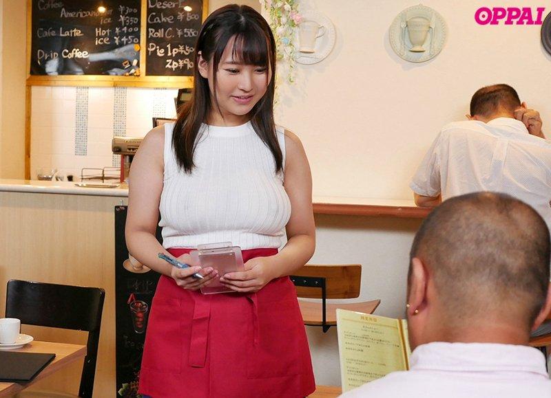 PPPD-886 神坂朋子」咖啡店打工居然没穿内衣 透视「乳头诱惑」根本逼人犯罪