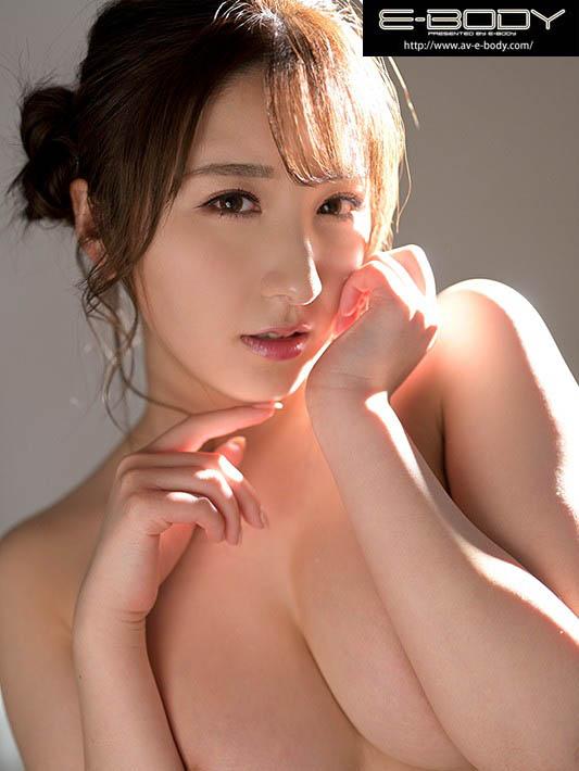 EBOD-814 北野未奈H罩杯大奶+超甜脸蛋