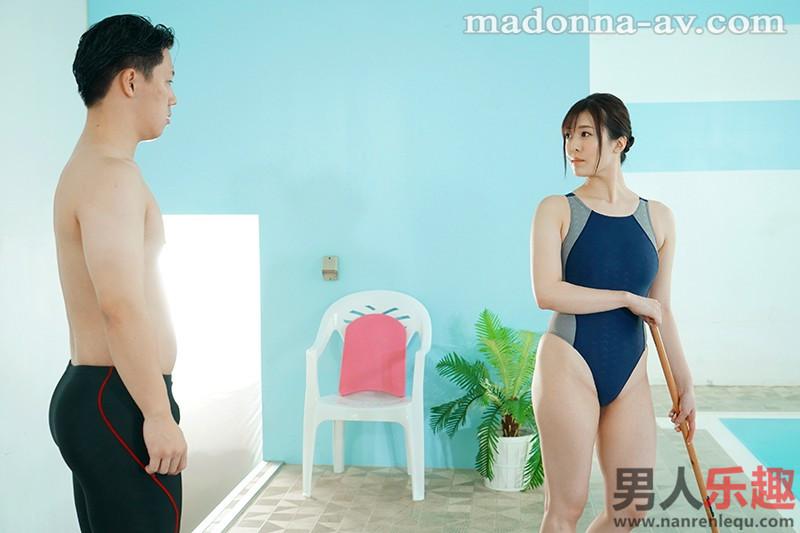 JUL-490游泳教练「七瀬いおり」和学生好上 课堂结束都要交融一下