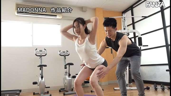 JUL-582:沉迷于私人健身房NTR教练力量的笹原カレン