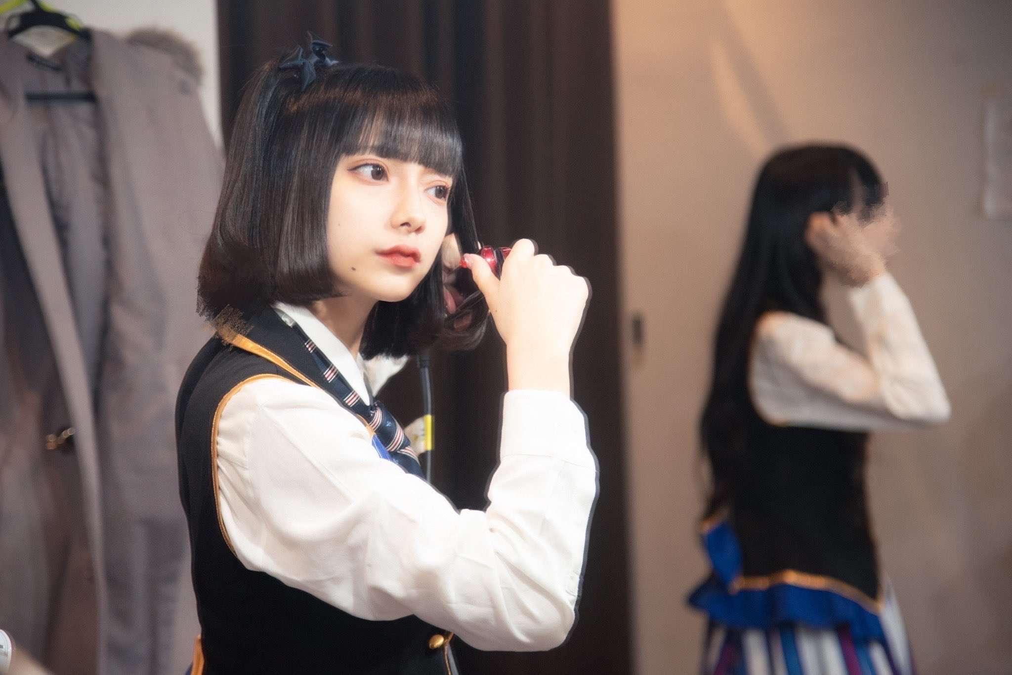 日本少女偶像《天使もも》写真「死库水」