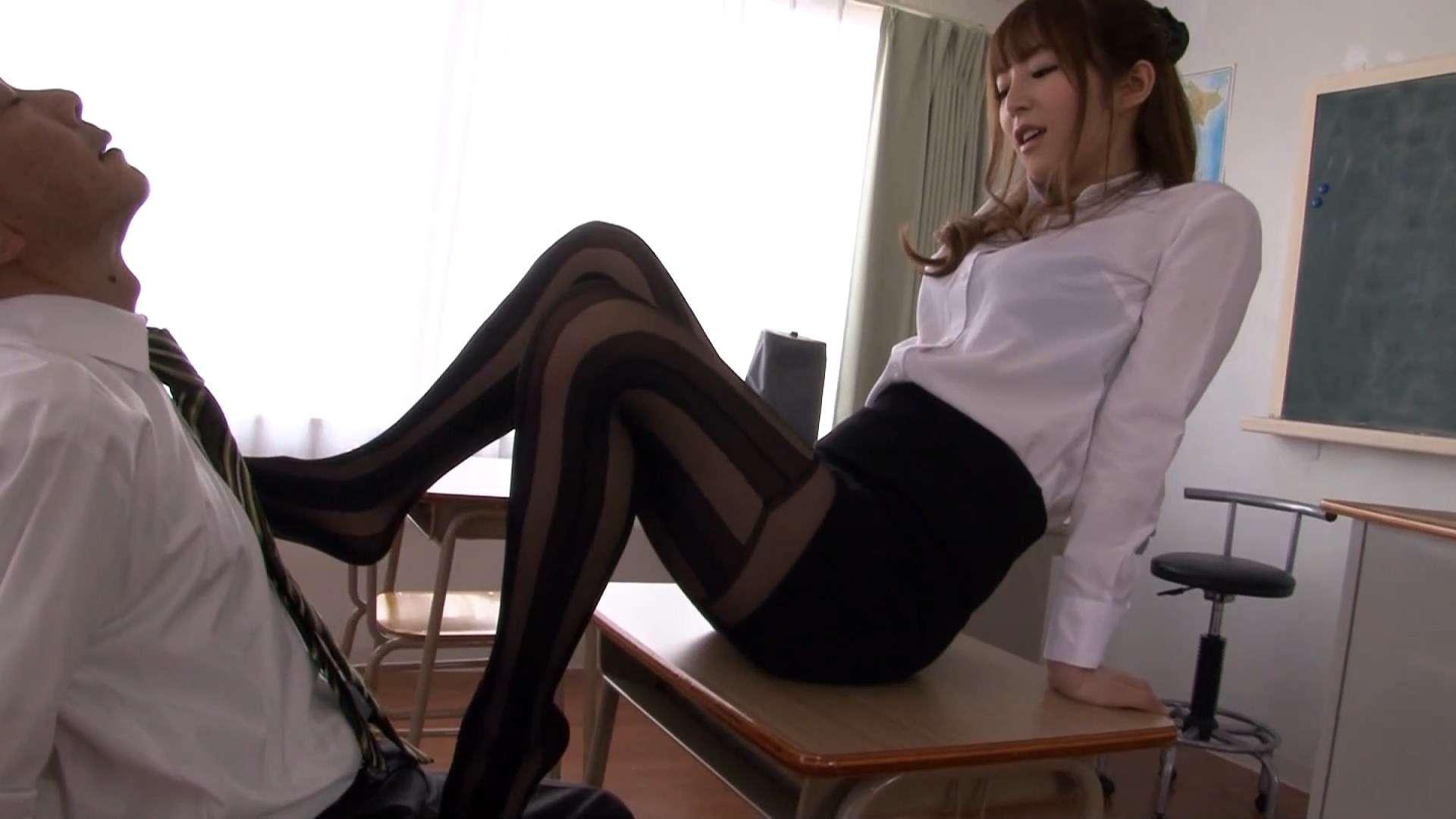 MIDE-020 大桥未久紧身超短裙女教师