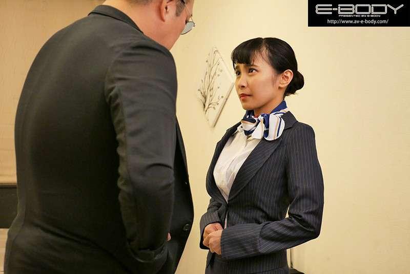 EBOD-741 逢见リカ(逢见梨花)被巨汉奥客凌辱