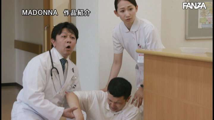 JUL-363:治愈我脚骨折的护士水戸かな邀请我出去玩
