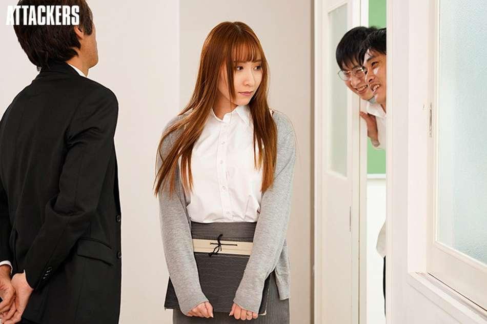 女教师「日下部加奈」被男学生设圈套跑去爱情旅馆