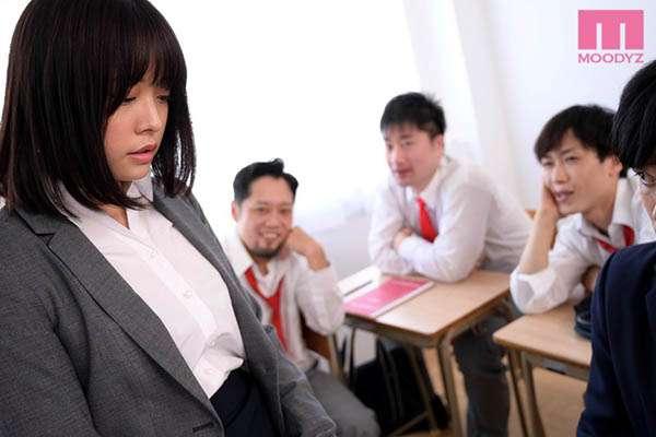 MIDE-876  :八木奈々(八木奈奈拯救霸凌学生却惨遭「玷污报复」