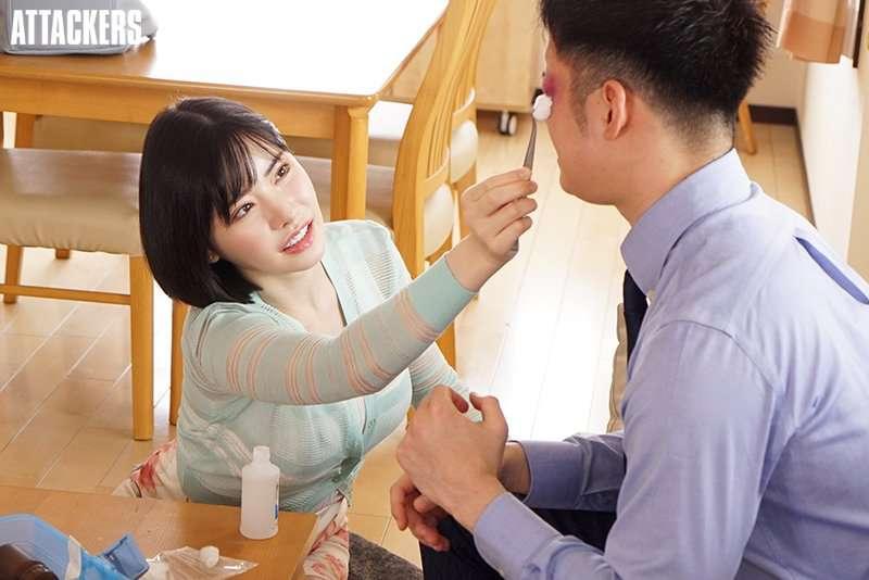 ATID-443:妻子还不想要孩子,拒绝与我大约半年,所以我和深田えいみ好上了