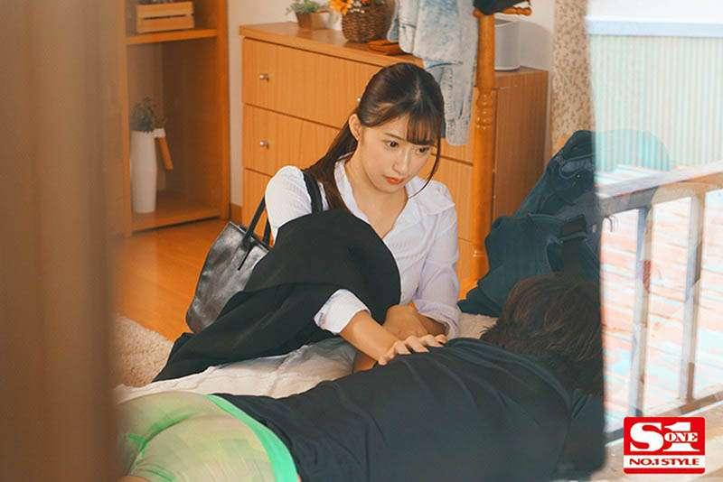 "SSIS-066 偷窥对面的长腿姐姐""星宫一花""被发现"
