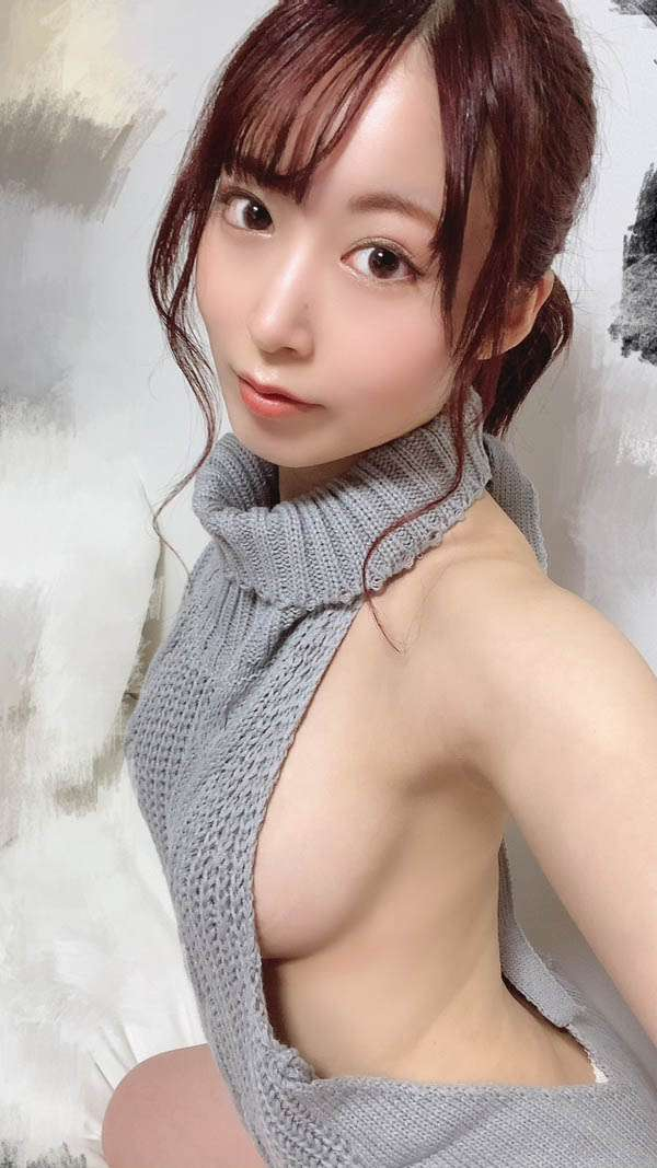 白皙姊姊型新人「潮美舞」新作剧烈