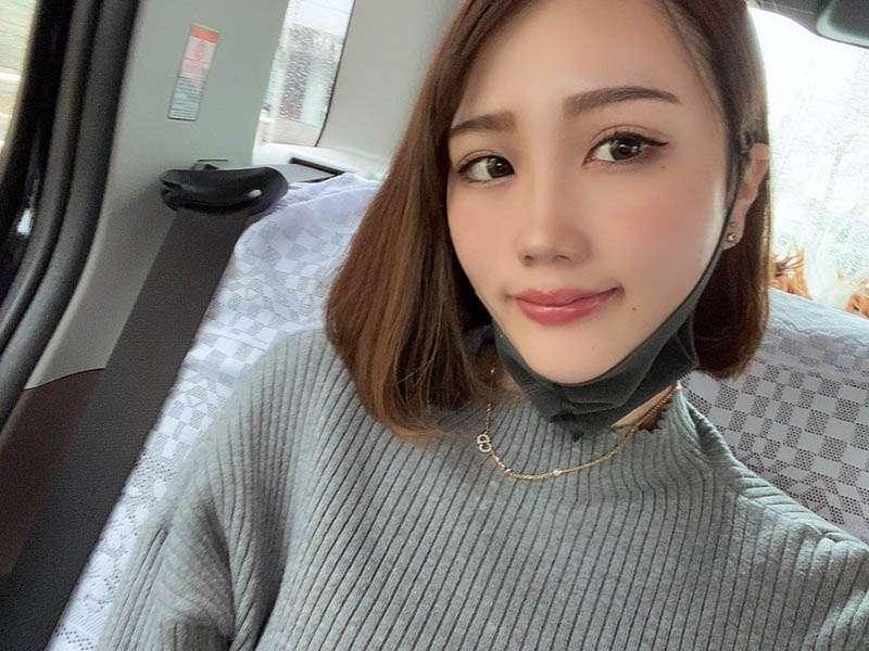 """168公分高挑美少女""""神乐凛""""业界出道社交平台推销自己"""