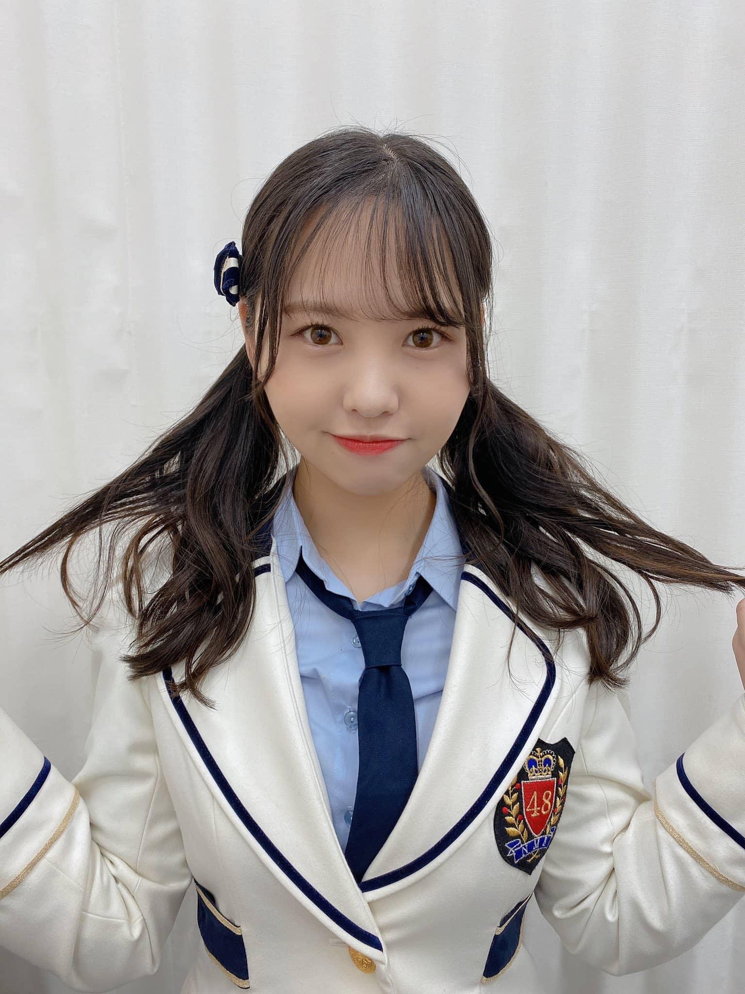 偶像NMB48成员《本郷柚巴》蜕变大奶妹