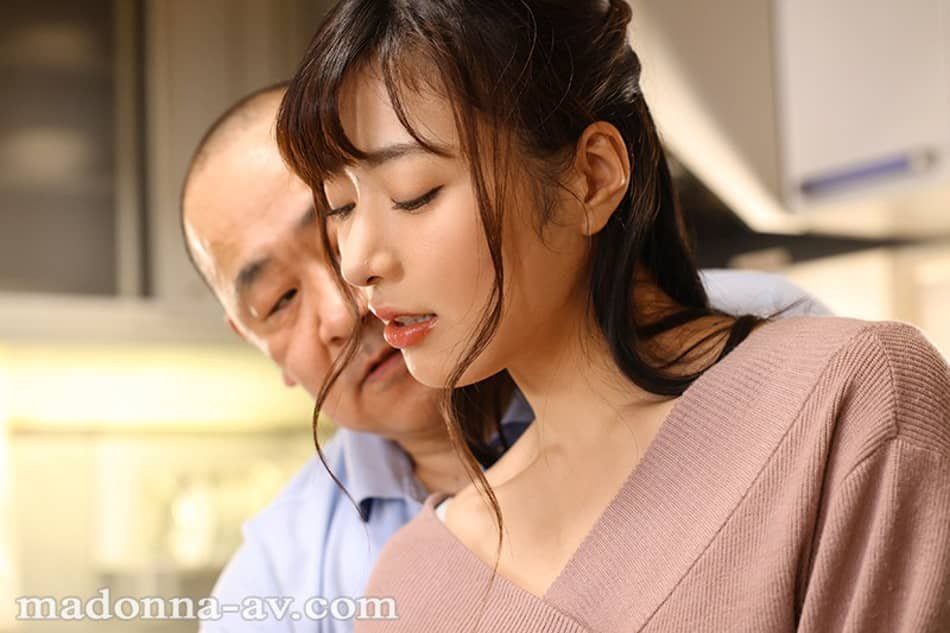 「由爱可奈」移籍第二弹 公公看到自己的儿子不争气
