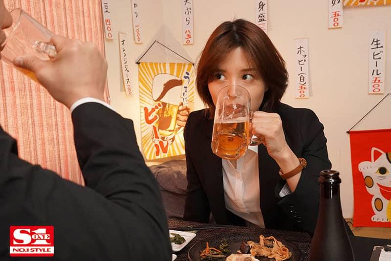 "SSIS-063 美人上司""葵つかさ""与处男部下出差"