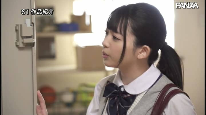 SSIS-095:清洁工大叔迷盯上田径制服少女 槙いずな