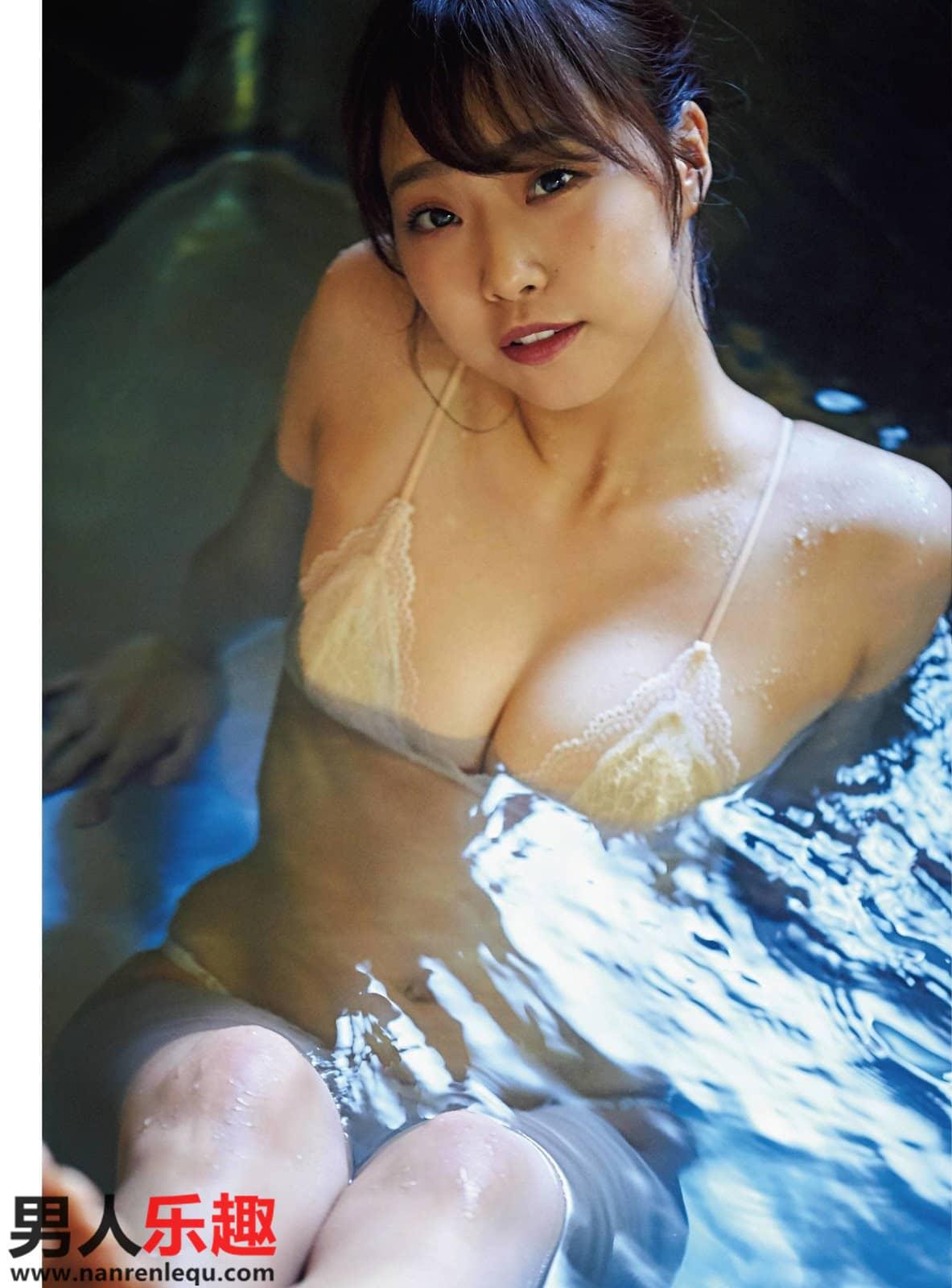 NMB48《加藤夕夏》邻家女孩笑容甜美