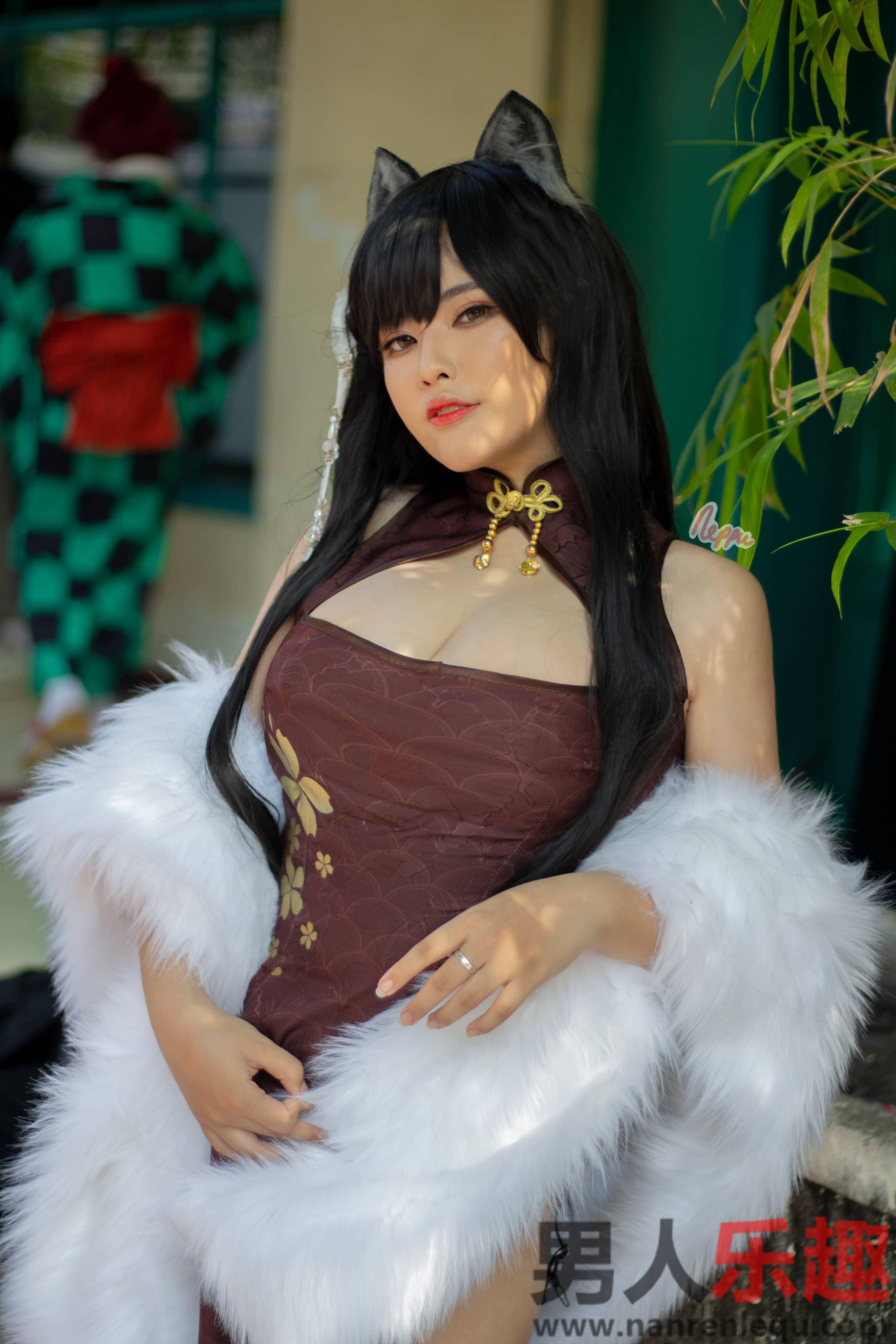 越南妹《Nguyễn Tiên》来势「胸胸」乳量即可拚胜负