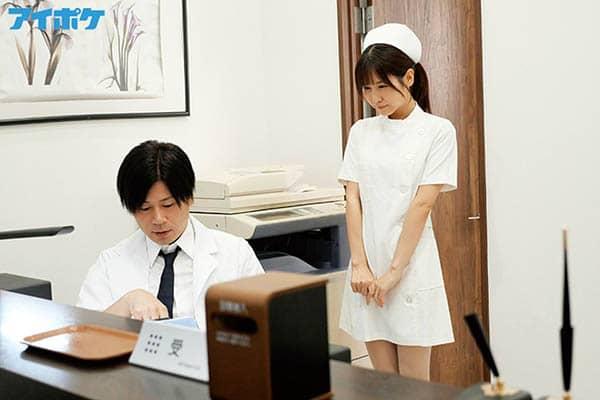 """护士老婆""""桜空もも""""值夜班惯性消失12小时 原来是医生在帮忙打针"""