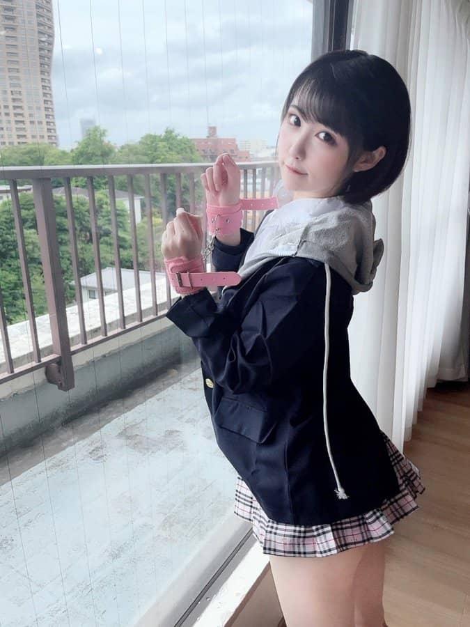 """18岁""""横宫七海""""素人业界出道火力惊人!"""