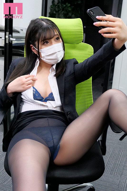 "MIAA-463  职员""辻さくら""压力太大在网上狂发自拍"