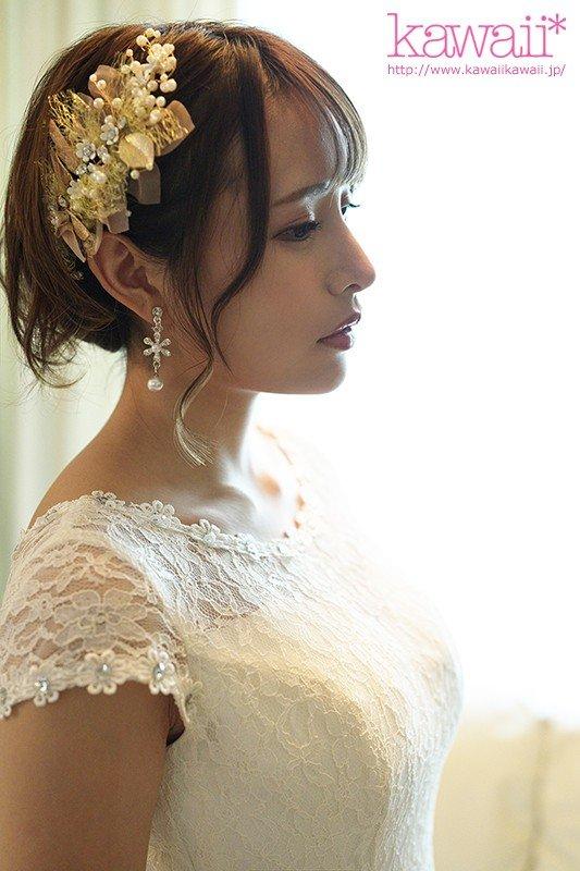 CAWD-201  伊藤舞雪结婚前夕