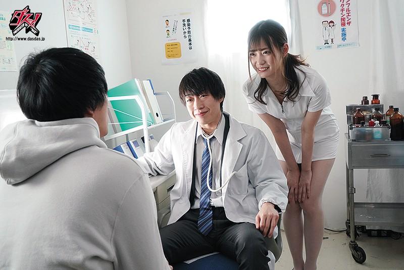 """一天不射4发就会死!超骚护士""""美谷朱里""""每天帮病患射精管理"""