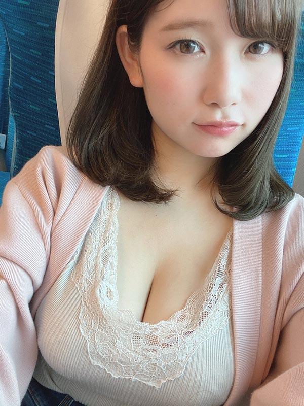 I罩杯美少女「桃园怜奈」推特福利影片流量爆炸狂飙80万次点阅!