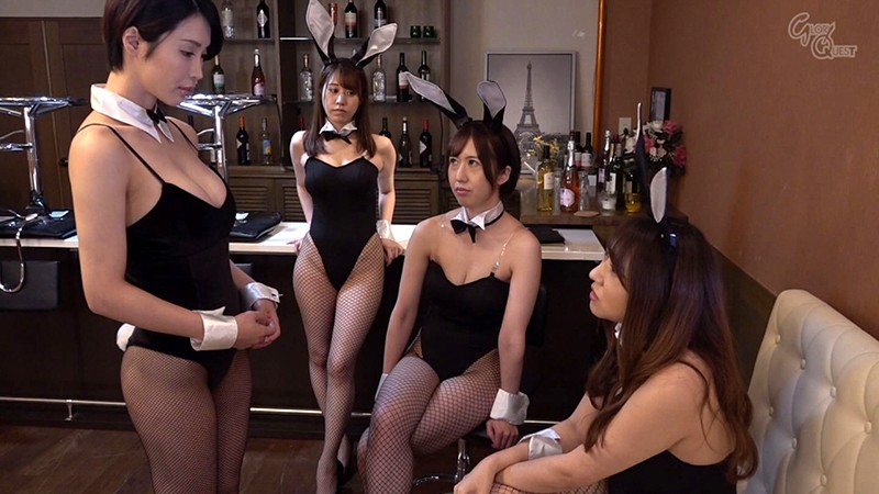 GVH-122 君岛美绪(君岛みお)兔女郎简介