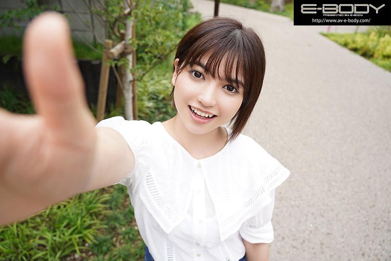 EBOD-862 天晴乃爱超适合短发的博多美人!