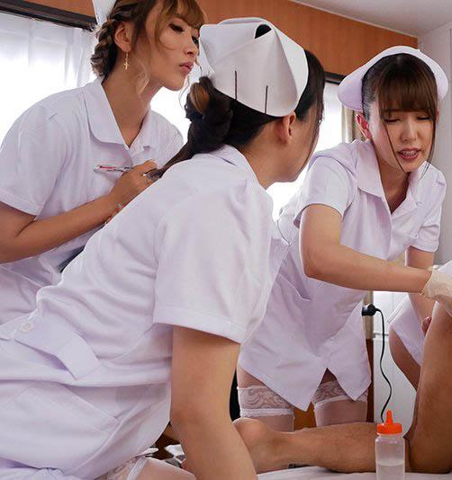 MIRD-207  波多野结衣、莲実クレア(莲实克蕾儿)、晶エリー(晶艾丽)、AIKA护士军团