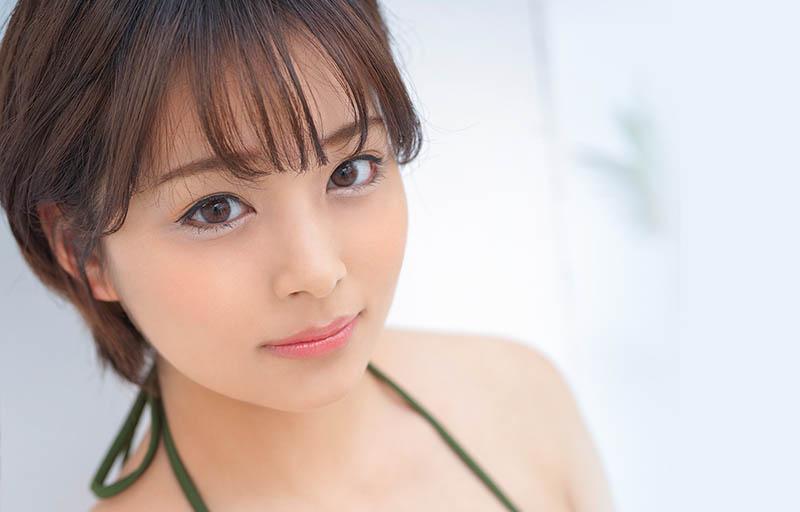 """短发""""初音晶(初音あきら)""""SOD专属业界出道!"""