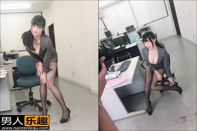 [MIDE-709]高桥圣子(高橋しょう子)黑丝诱惑男同事