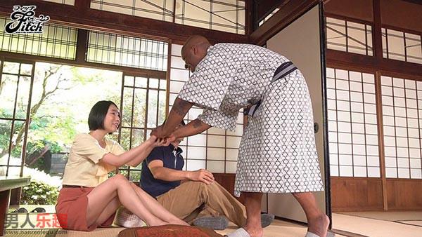 JUFE-208 舞原圣当着老公与黑人一起吃饭